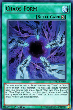 Chaos Form - MVP1-EN008 UR Unlimited