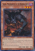 Cagna, Malebranche of the Burning Abyss - PGL3-EN051 Gold Rare Unlimited