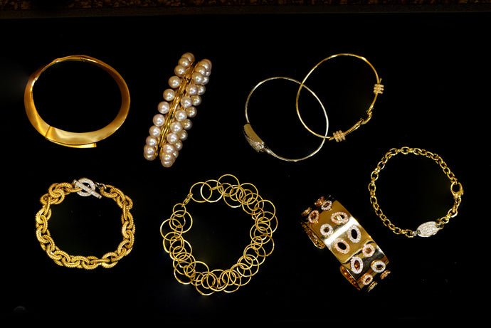Holiday Trunk Show: Bracelets