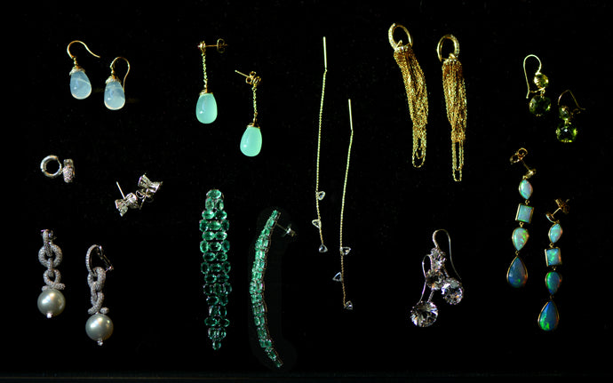 Holiday Trunk Show: Earrings