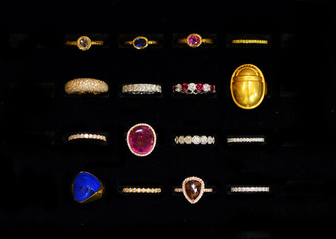 Holiday Trunk Show: Rings