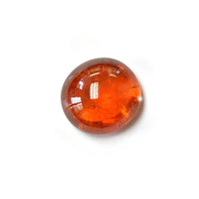 Load image into Gallery viewer, Large Round Orange Spessartite Garnet
