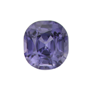 Natural Cushion Violet Spinel