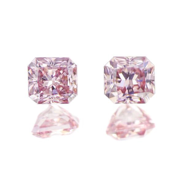 Natural Fancy Intense Pink Diamonds
