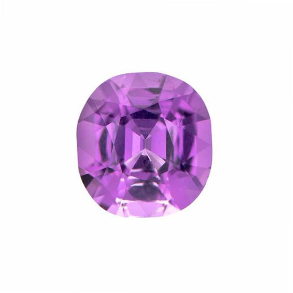Natural Lavender Cushion Spinel