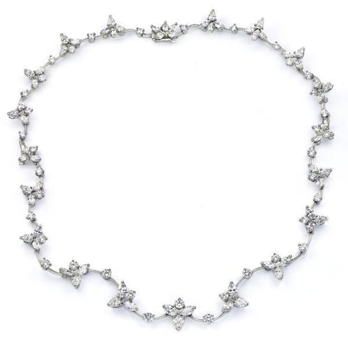 Platinum & Diamond Necklace