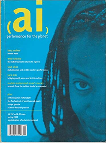 Ai: Performance for the Planet, Spring 2002