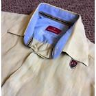 Ozwald Boateng Men's Linen Shirt