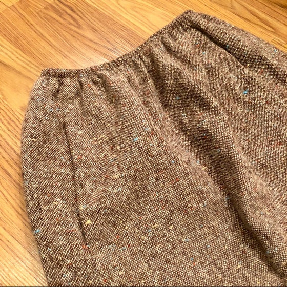 Stephen Burrows Tweed Skirt