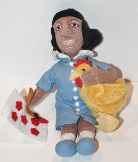 Clementine Hunter Plush Doll