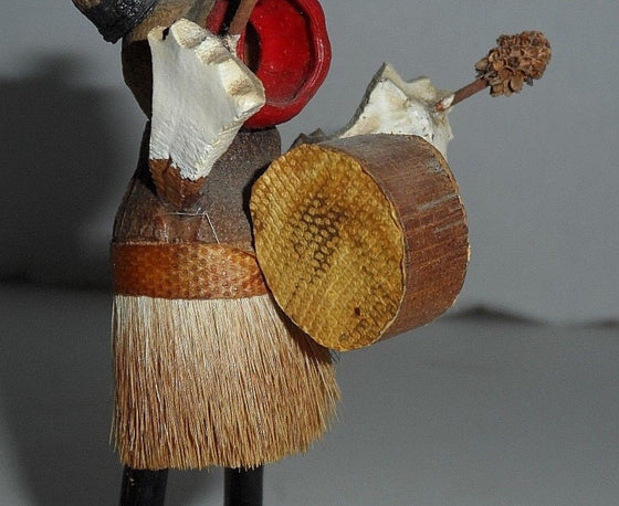 Drummer Figurine, South Africa, 1957