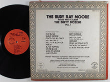 RUDY RAY MOORE: House Party Album The Dirty Dozens Vol. 1