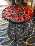 Feeling African Wire Table by Willard Musarurwa