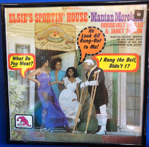 Elsie's Sportin' House by Mantan Moreland, Roosevelt Myles, & Janet Taylor