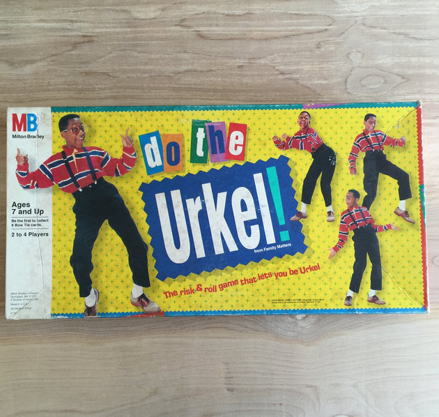 Do The Urkel (Family Matters) Board Game