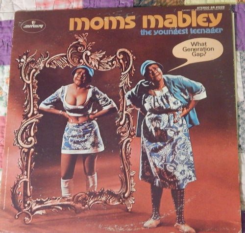 Moms Mabley: The Youngest Teenager (