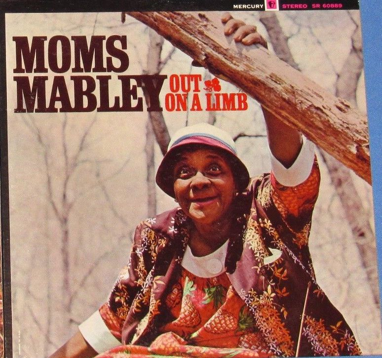 Moms Mabley: Out On A Limb