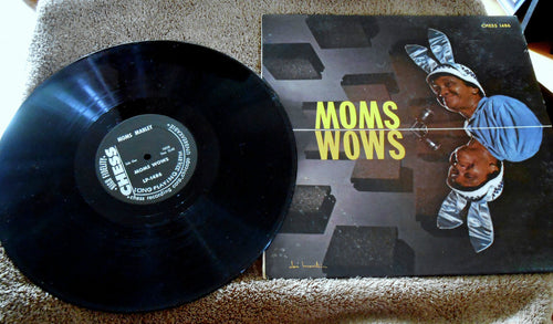 Moms Mabley, Moms Wows, 1964