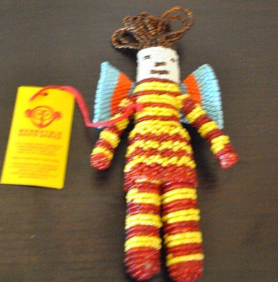 Monkeybiz Beaded Angel Doll