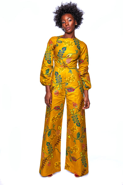 Jacqueline Jumpsuit by Onyii & Co.