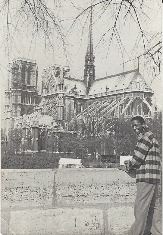 Notre Dame, Paris, 12 March 1954
