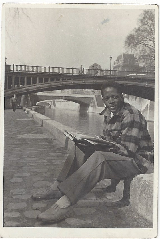 River Siene, Paris, 12 March 1954