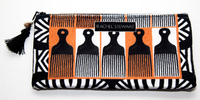 Betty Davis Clutch by Rachel Stewart
