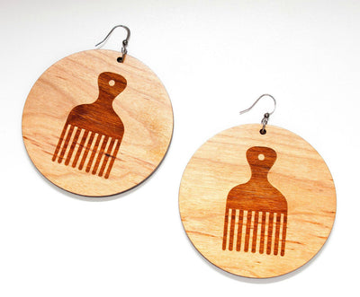 Cornelius Earrings by Rachel Stewart