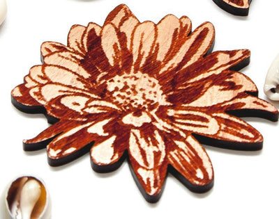 Rachel Stewart The Daisy Age Brooch