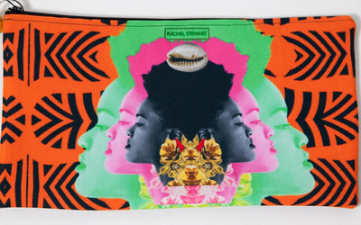 Rachel Stewart Future Shock Clutch Bag