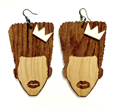 Nola Darling Earrings by Rachel Stewart