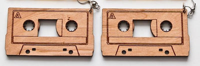 Rachel Stewart Mixtape Earrings