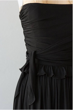 Strapless Maxi Dress by Stephen Burrows