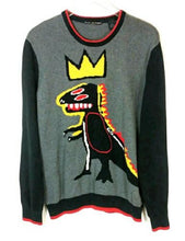 Sean John Basquiat T Rex Sweater
