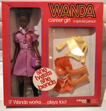 Wanda Career Girl Dolls by Shindana Toys