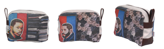 Barbershop Men's Toiletry Bag by Ed Suter