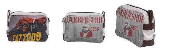 The Boss Men's Toiletry Bag by Ed Suter