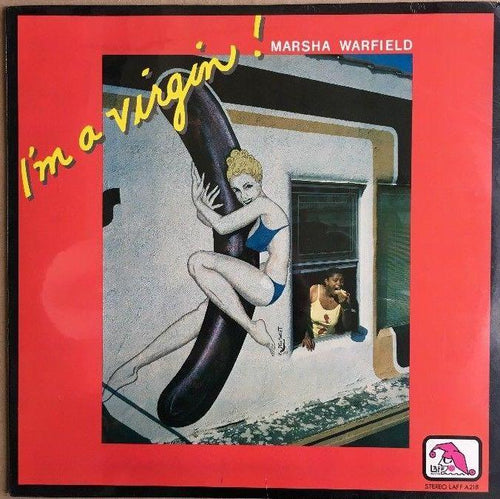 I'm a Virgin by Marsha Warfield, Laff Records, 1981