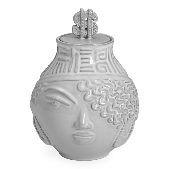 Jonathan Adler Utopia Collection Hip Hop Queen Canister