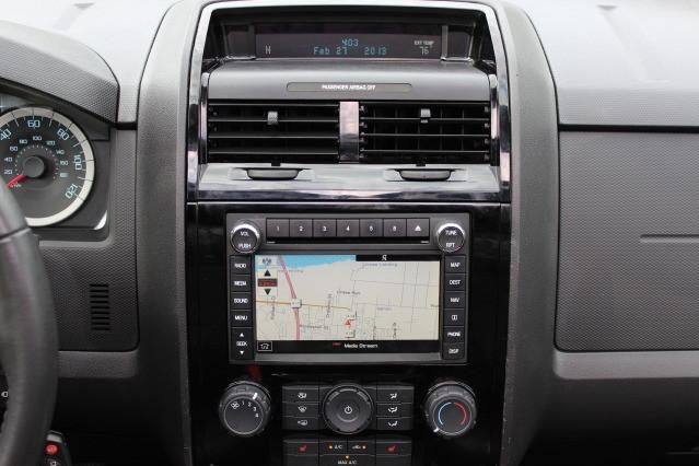 20092012 Ford Escape Sync 1 Gps Navigation Radio Oem Primerhoemprime: 2006 Ford Escape Touch Screen Radio At Gmaili.net