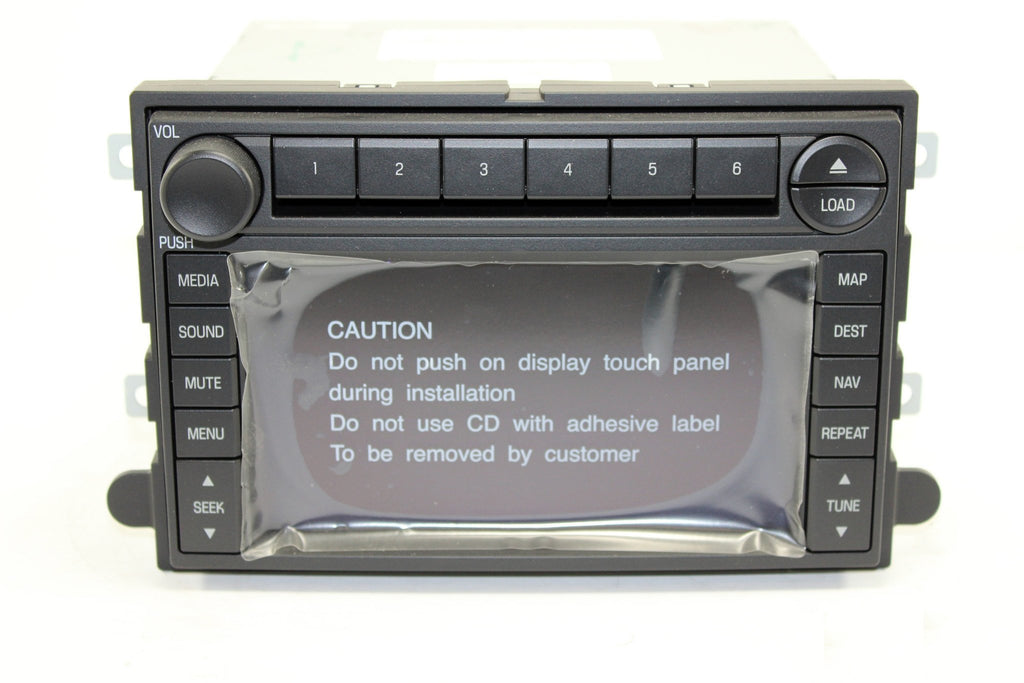 20042008 Ford F150 Gps Navigation Radio Oem Primerhoemprime: 2006 Ford Radio Nav System At Gmaili.net