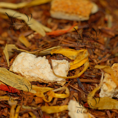 Tea Blendz, Succulent Orange Online Rooibos Tea Blend