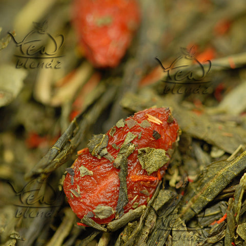 Tea Blendz, Gojilicious, flavoured green tea blend
