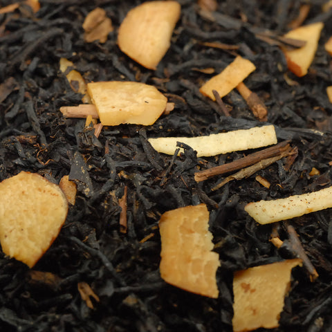 Buy Vanilla Bean Cupcake Online Black Tea | Tea Blendz
