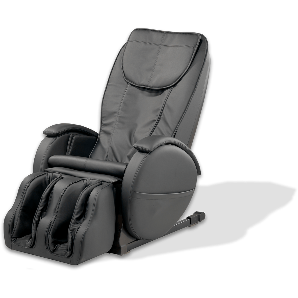 chairs faux titan chair tan reclining p series leather massage pro tp