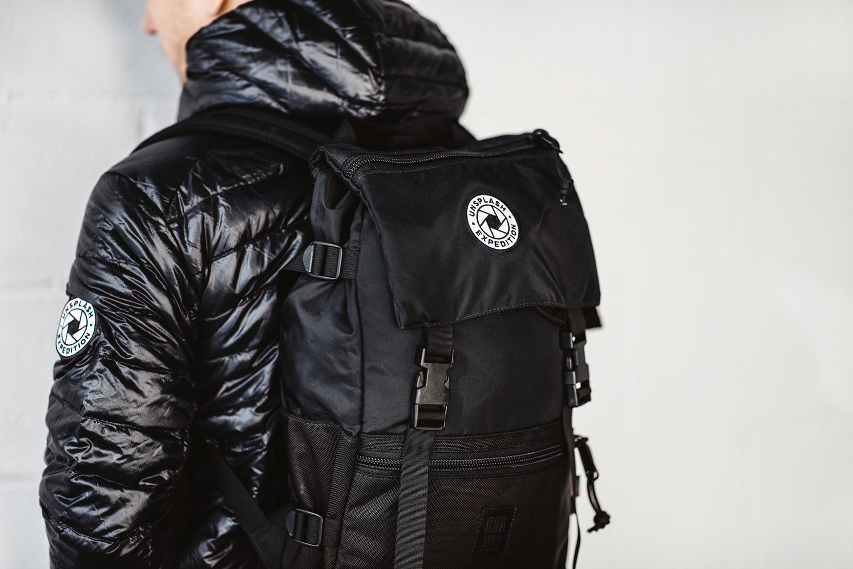 Unsplash Expedition Backpack