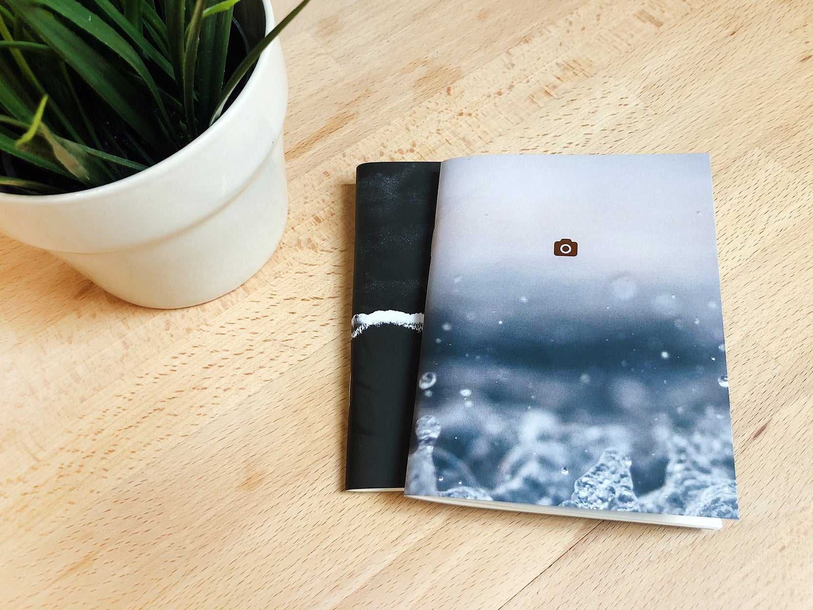 Unsplash Photographer Notebook