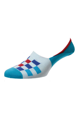 Calero Footlet Pantherella Socks - Fine And Dandy