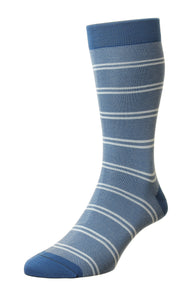 Beech Pantherella Socks - Fine And Dandy