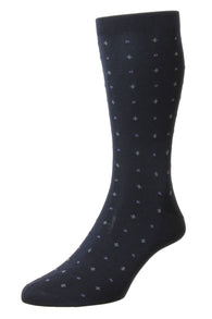 Molton Pantherella Socks - Fine And Dandy